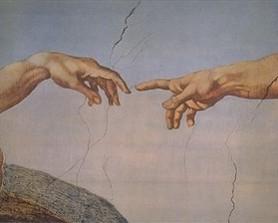 300px-Creation_of_Adam_(Michelangelo)_Detail